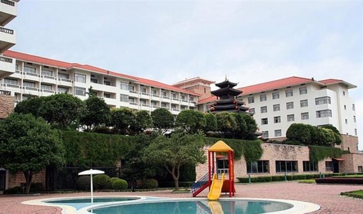 桂林乐满地森林度假会所